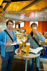 Willkommens-Bier
